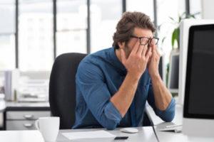 Claim physical stress injuries at Scher, Bassett & Hames