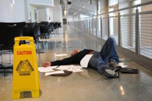Slip and Fall Injury Case by Scher, Bassett & Hames