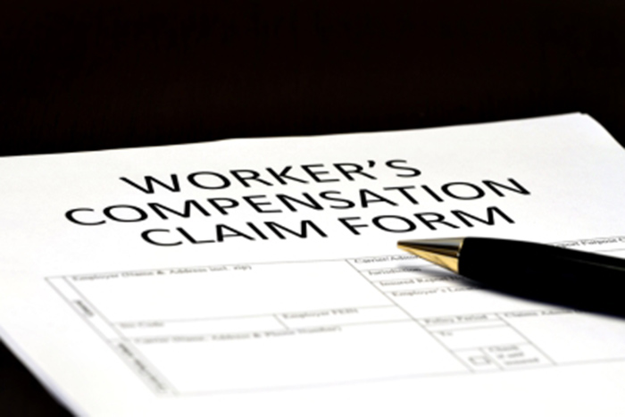 workers compensation claim form